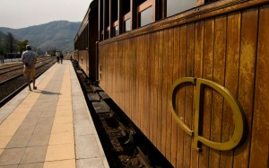 Duoro Historical Train | © Sandro Luini / www.sandroluini.com / Alamy