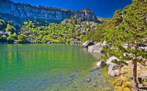 Laguna Negra, Sierra de Urbion, Vinuesa, Soria province, Castile-Leon, Spain | Picture: © age fotostock Spain, S.L. / Alamy